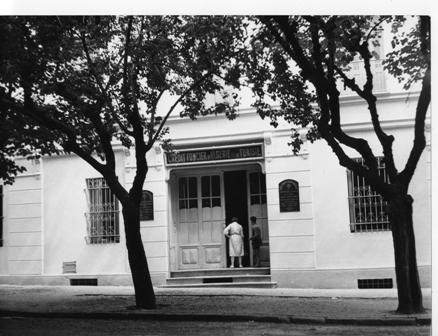 Banque de prêts d'Algérie, Tunis