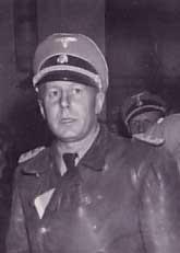 """ולטר ראוף (1984-1906), מפקד האיינזאצקומנדו–ס""""ס בתוניסיה"""