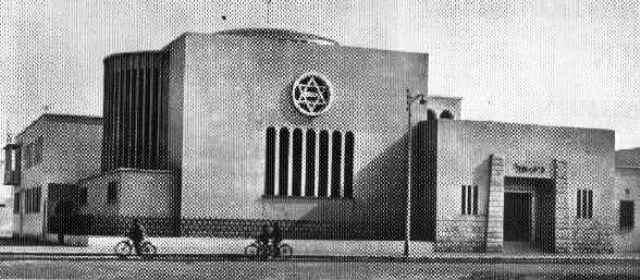 בית הכנסת בספאקס, תוניסיה