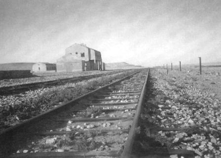 מסילת הרכבת הטרנס-סהרית