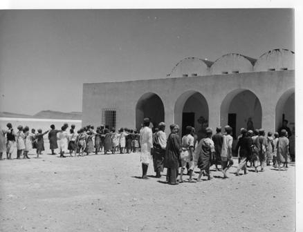 """<a href=""""/en/2828"""">French-Arab school, Tunisia 1950s</a>"""