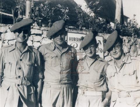 "<a href=""/en/2962"">Moshe (Maurice) Tiefenbrunner on vacation in Tel Aviv, 1942.</a>"